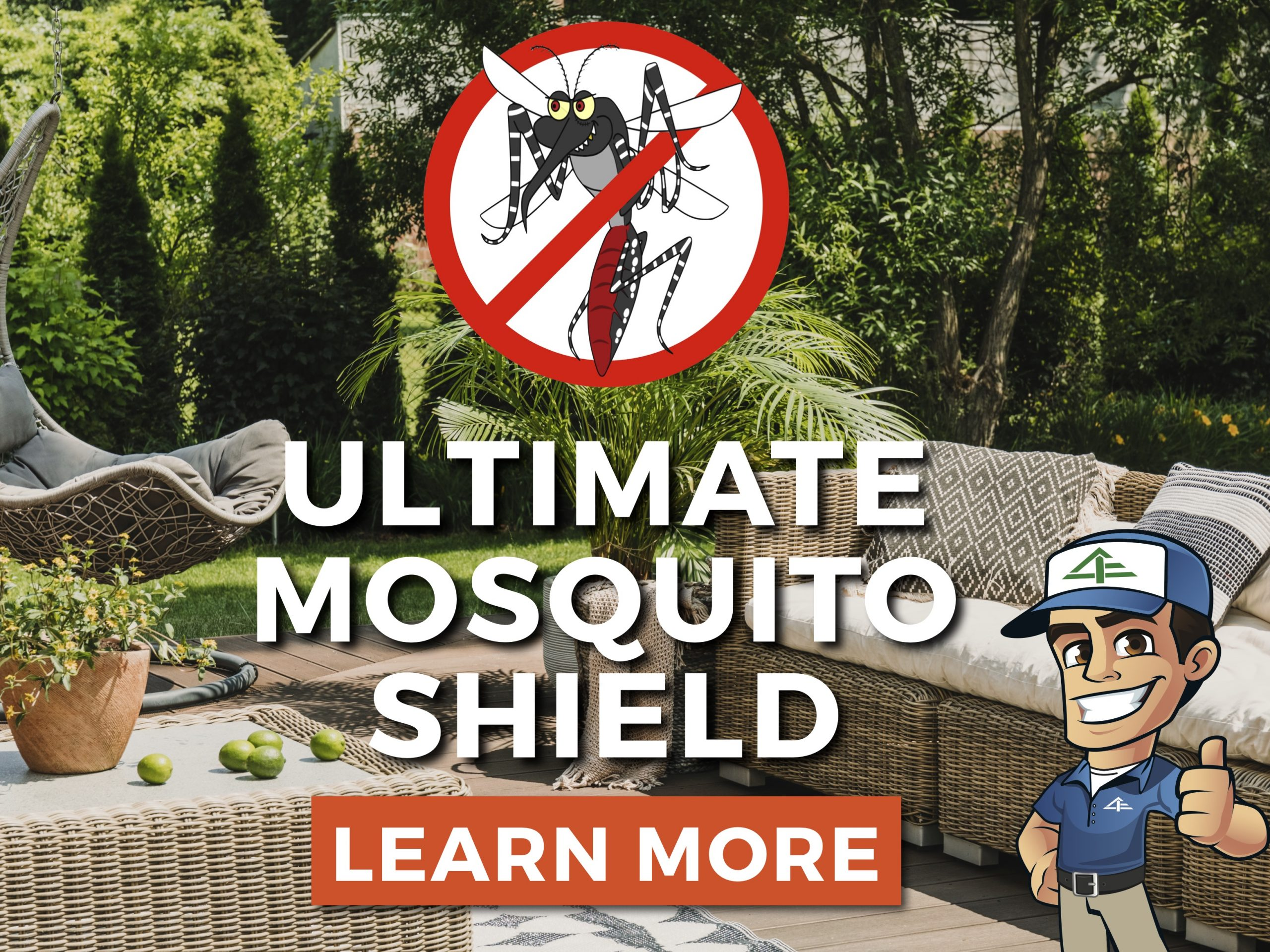 ultimate mosquito shield
